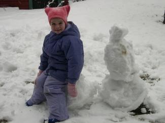 Bailey snowman