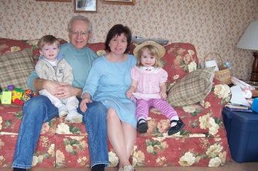Family Easter Port.