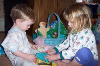 Kids Easter Baskets